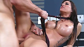 Gia DiMarco is given the business in the best possible way